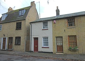 Thumbnail 2 bedroom end terrace house for sale in Chadley Lane, Godmanchester