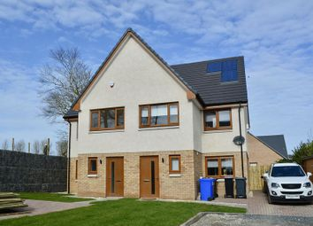 Thumbnail 4 bed semi-detached house for sale in Plot 22, West Church, Maybole