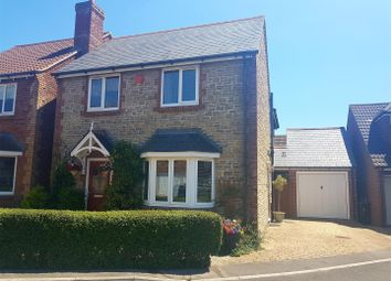 Thumbnail 4 bed detached house for sale in Barnes Wallis Close, Chickerell, Weymouth