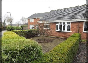 Thumbnail 2 bed semi-detached bungalow to rent in Evergreen Drive, Beverley High Road, Hull