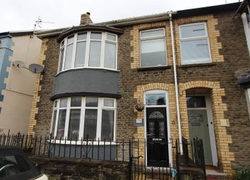 Thumbnail 5 bed semi-detached house for sale in Station Terrace, Caerphilly