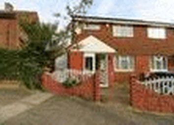 Thumbnail 3 bed semi-detached house for sale in Redcar Close, Northolt