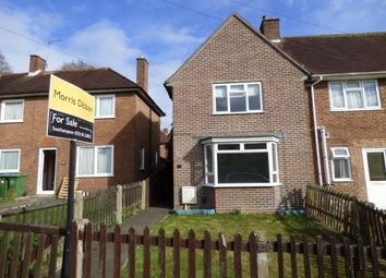 Thumbnail 1 bed end terrace house for sale in Coxford, Southampton, Hampshire