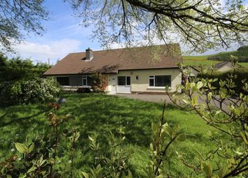 Thumbnail 4 bed bungalow for sale in Llanfarian, Aberystwyth, Ceredigion