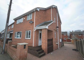 Thumbnail 3 bed detached house for sale in Cow Lane, Havercroft