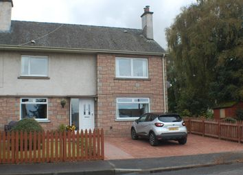 Thumbnail 2 bed flat for sale in Caddam Place, Coupar Angus