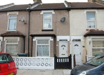 Thumbnail 2 bed terraced house to rent in Gordon Road, Gravesend