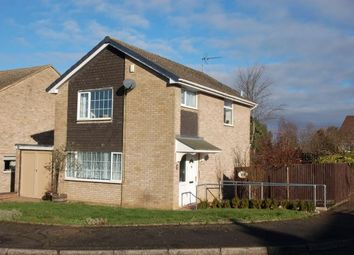 Thumbnail 3 bed detached house for sale in Horsewell Court, Moulton, Northampton