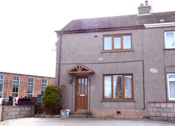Thumbnail 2 bedroom semi-detached house for sale in Horologe Hill, Arbroath