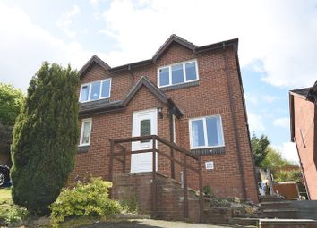 Thumbnail 2 bed semi-detached house to rent in Hillsdown Drive, Connah's Quay, Deeside