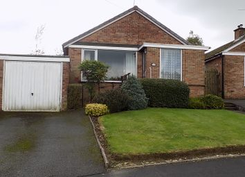Thumbnail 3 bed detached bungalow for sale in Greenway, Hulland Ward