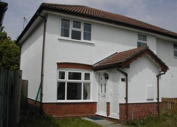Thumbnail 1 bed property to rent in Constantine Way, Basingstoke, Hampshire