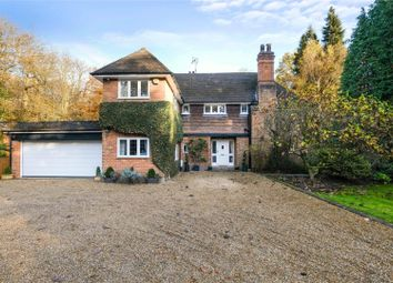 Thumbnail 4 bed detached house for sale in Seven Hills Road, Cobham, Surrey