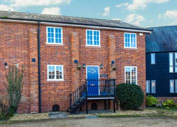 Thumbnail 4 bed semi-detached house for sale in Kings Granary, Newmarket Road, Great Chesterford, Saffron Walden