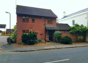 Thumbnail 3 bed detached house for sale in Lilbourne Road, Clifton Upon Dunsmore, Rugby
