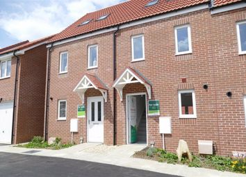 Thumbnail 3 bed terraced house for sale in Ramsay Road, Calne