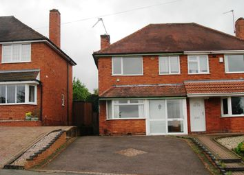 Thumbnail 3 bedroom semi-detached house to rent in Sandy Lane, Great Barr