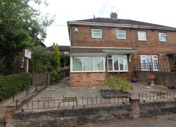 Thumbnail 2 bedroom semi-detached house for sale in Mallorie Road, Norton, Stoke-On-Trent