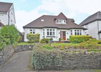 Thumbnail 4 bed detached house for sale in Large Detached House, Allt-Yr-Yn View, Newport