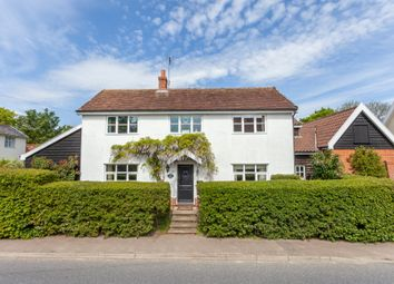 Thumbnail 4 bed detached house for sale in Hackney Road, Peasenhall, Saxmundham