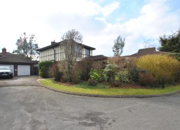 Thumbnail 5 bed detached house for sale in Henley Close, Appleton, Warrington