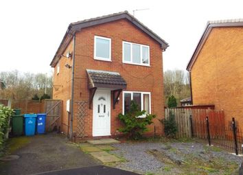 Thumbnail 3 bed detached house for sale in Aldersey Close, Windmill Hill, Runcorn, Cheshire