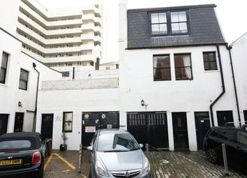 Thumbnail 3 bed mews house for sale in Chapel Mews, Hove, East Sussex