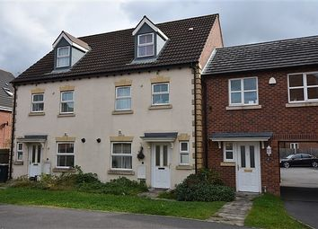 Thumbnail 4 bed town house for sale in Wilkinson Close, Chilwell