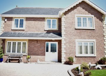Thumbnail 5 bed detached house for sale in Llandeilo Road, Upper Brynamman, Ammanford