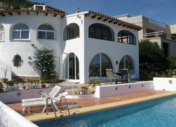 Thumbnail 3 bed villa for sale in Cumbre Del Sol, Alicante, Benitachell / El Poble Nou De Benitatxell, Spain