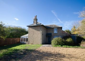 Thumbnail 3 bed property to rent in Soham Road, Stuntney, Ely