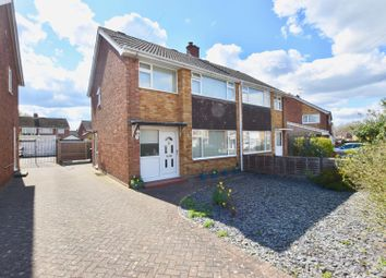 Thumbnail 3 bed semi-detached house for sale in Frilsham Way, Allesley, Coventry