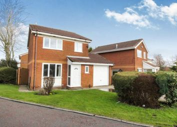 Thumbnail 3 bed detached house to rent in Buckingham Avenue, Penwortham, Preston
