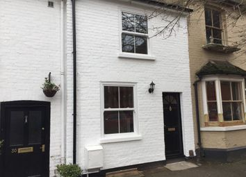 Thumbnail 2 bed terraced house to rent in Castle Mews, Chapel Street, Berkhamsted