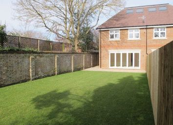 Thumbnail 4 bed semi-detached house to rent in Wolfendale Close, Merstham, Redhill