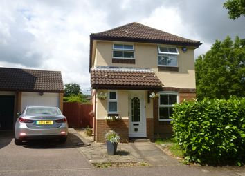 Thumbnail 3 bed detached house for sale in Pickering Drive, Emerson Valley, Milton Keynes