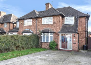 Thumbnail 3 bed property for sale in Tudor Way, Mill End, Rickmansworth, Hertfordshire