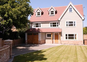 Thumbnail 5 bed detached house for sale in North Drive, Great Baddow, Chelmsford