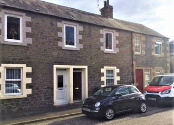 Thumbnail 2 bed flat to rent in Roxburgh Street, Galashiels, Borders