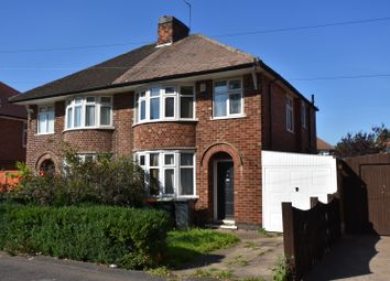 Thumbnail 3 bed semi-detached house for sale in Salisbury Street, Beeston