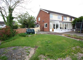 Thumbnail 3 bed semi-detached house for sale in Carleton Close, Great Yeldham