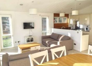 Thumbnail 3 bed lodge for sale in Chwilog, Pwllheli