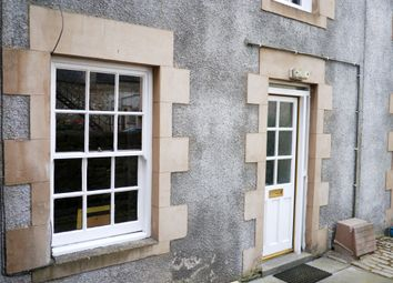 Thumbnail 2 bed town house for sale in 91c High Street, Elgin