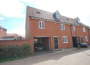 3 bed semi-detached house for sale in Charles Pym Road, Aylesbury, Buckinghamshire HP19