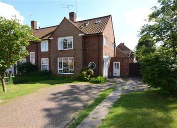 Thumbnail 4 bedroom end terrace house for sale in Hawthorn Close, Bracknell, Berkshire