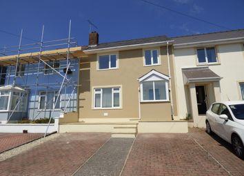 Thumbnail 3 bed terraced house for sale in Stranraer Road, Pennar, Pembroke Dock