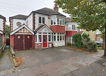 Thumbnail 4 bed semi-detached house for sale in Broomfield Avenue, London