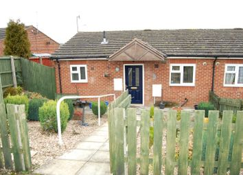 Thumbnail 2 bed semi-detached bungalow for sale in Shirland Close, Ilkeston, Derbyshire