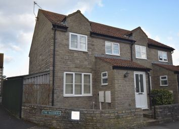 Thumbnail 3 bed semi-detached house for sale in Sutton Road, Somerton