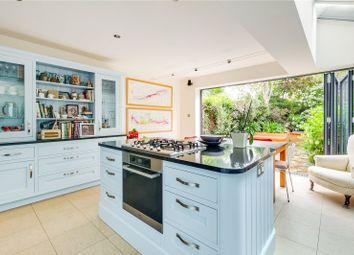 5 bed terraced house for sale in Bolingbroke Road, London W14